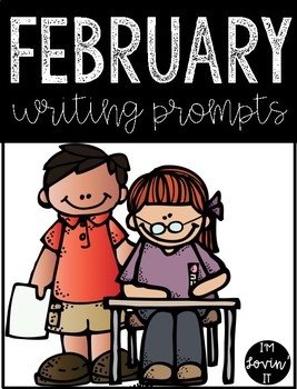 February Journal Writing Prompts