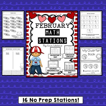 February K-2 Bundle: Everything But the Kitchen Sink