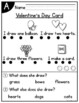 February Kindergarten Guided Reading Passages and Questions Levels A-E