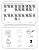 February Kindergarten Common Core Homework Packet