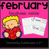 February Kindness Notes