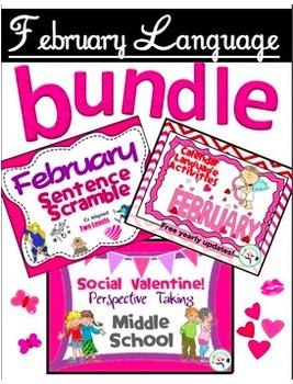February Language Bundle