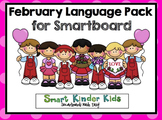 2019 February Language Pack for Smartboard