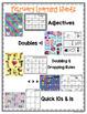 February Learning Hunt - Write the Room - I Spy ELA/Math Centers
