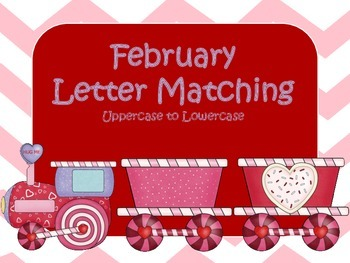 February Letter Matching