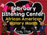 February Listening Center - African American History Month