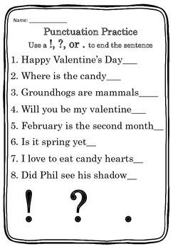 February Literacy Activities