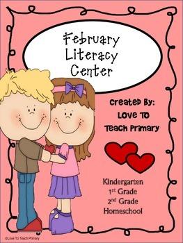February Literacy