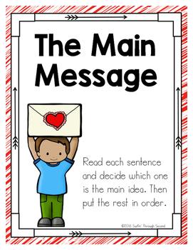 February Literacy Centers - Word Work