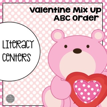 February Literacy Centers for Little Readers