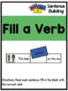 February Literacy Menu First Grade