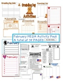 February MEGA Activity Packet