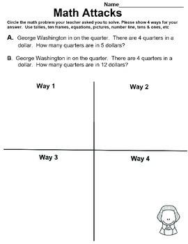 February Math Attacks!