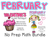 February Math Bundle