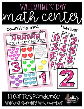 Valentine's Heart counting