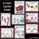 February Centers - 1st Grade - Math