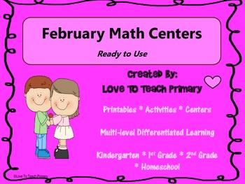 February Math