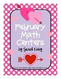 February Math Centers - CC Aligned