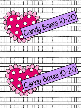 February Math Especially for Kinders!