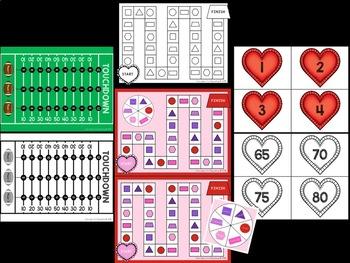 February Math Game BUNDLE!!!