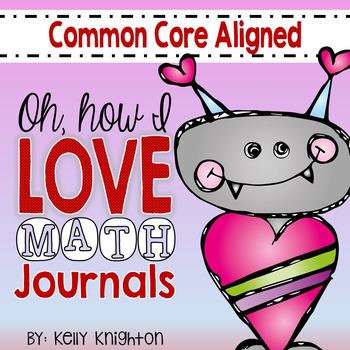 February Math Interactive Journal