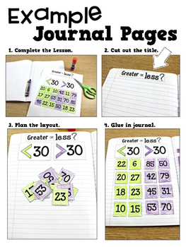 First Grade Math Journal Volume 6