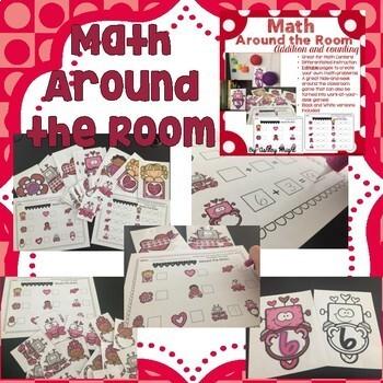 February Math & Literacy Activities Bundle