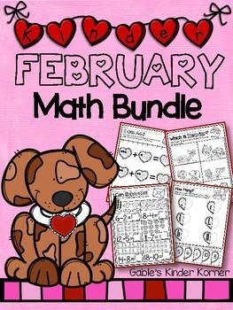 February Math MEGA Bundle *Print-N-Go!*