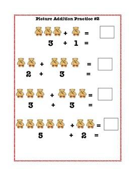 February Math Pack