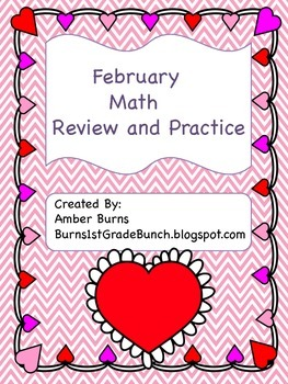 February Math Review and Practice