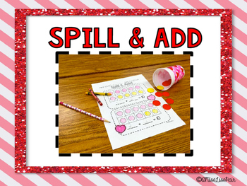 {February Math & Literacy Centers}  • Valentine's Day Pack •