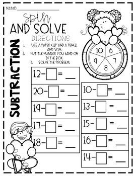 February Math and Phonics Games and Activities
