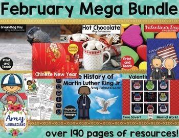 February Mega Bundle