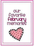 February Memory Journal Prompt