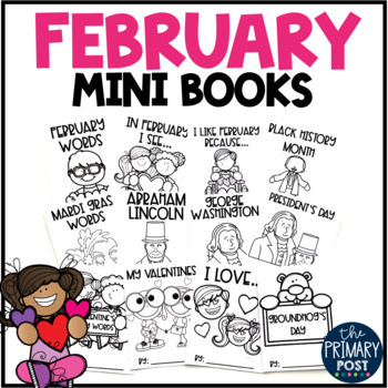 February Mini Books