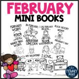 February Mini-Books