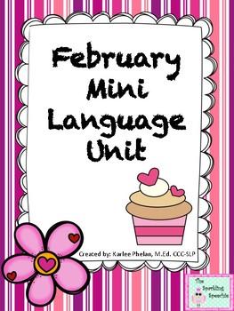 February Mini Language Unit