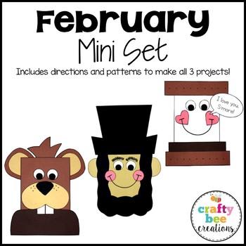 February Mini Set