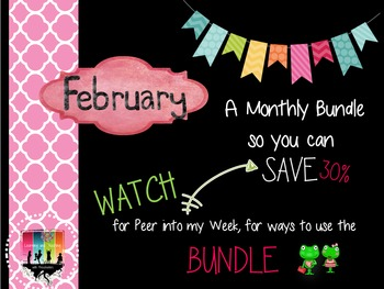 February Monthly Bundle Deal