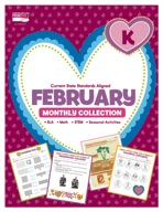 February Monthly Collection, Grade K