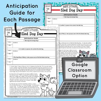 29 February Morning Work -February Writing Prompts- Google Slides & Pdf
