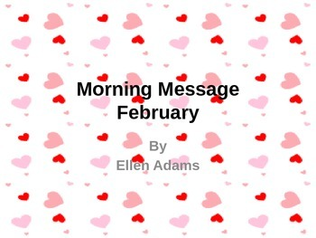 Morning Message-February
