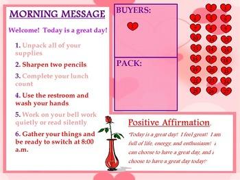 February Morning Message