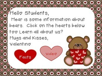 Feb Morning Message - Morning Message for traditional and digital classrooms