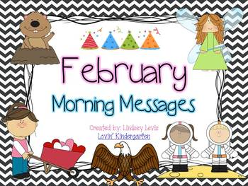 February Morning Messages Bundle