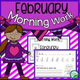 February Morning Work Quick Warm Ups
