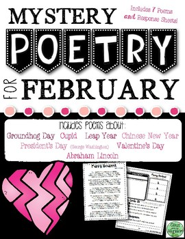 February Mystery Poetry Set