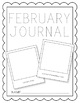 February NO PREP Journal Pages (Early Childhood)