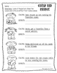 February Activities | NO PREP LANGUAGE worksheets