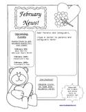February Newsletter- Bear